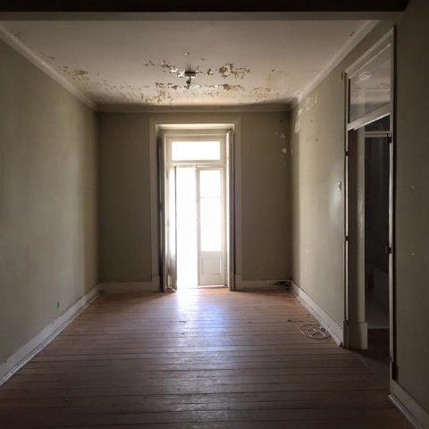 Recuperação de Apartamento Lisboa
