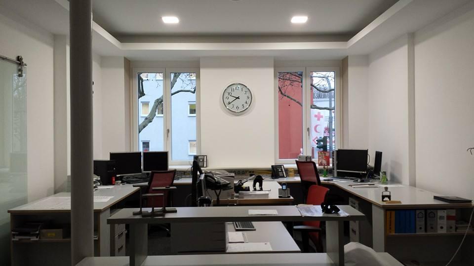 Conclusão de escritório de engenharia